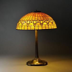 antique tiffany lamps photo - 2