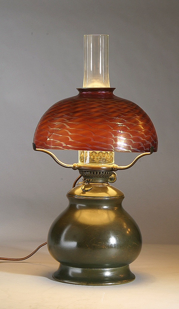 antique tiffany lamps photo - 4