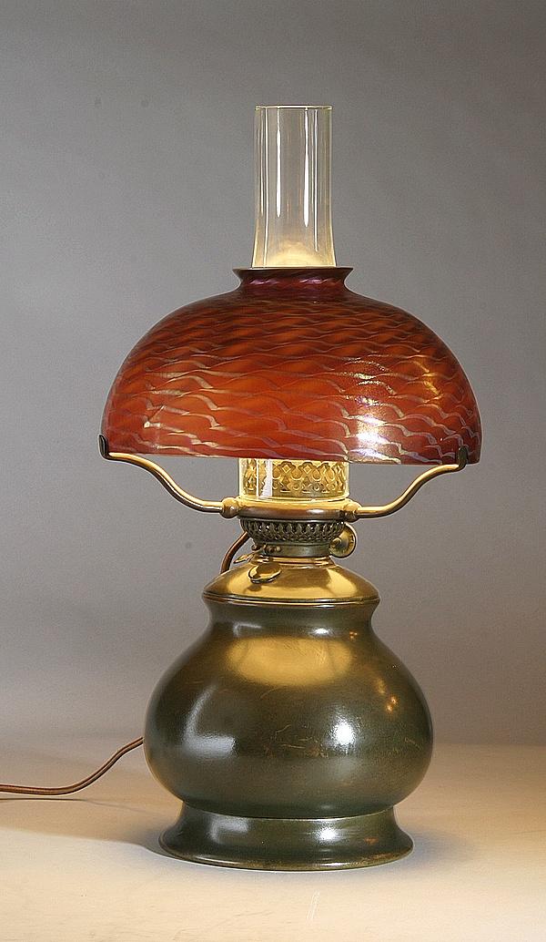 antique tiffany lamps photo - 4