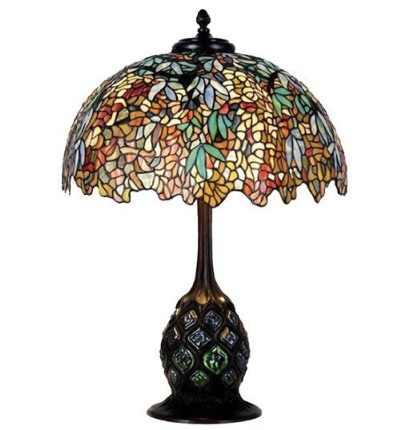 antique tiffany lamps photo - 5