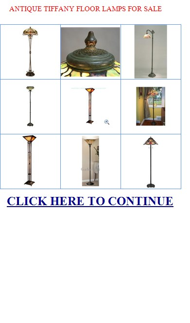 antique tiffany lamps photo - 8