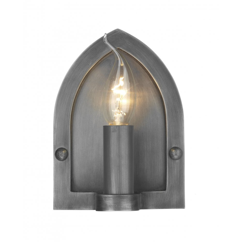 antique wall lights photo - 5