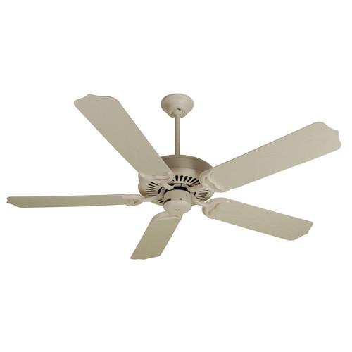 antique white ceiling fan photo - 10