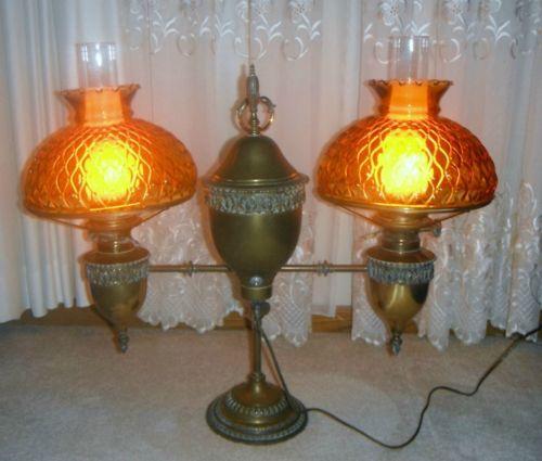 antiques lamps photo - 10