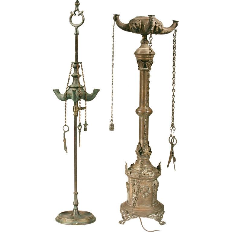 antiques lamps photo - 6