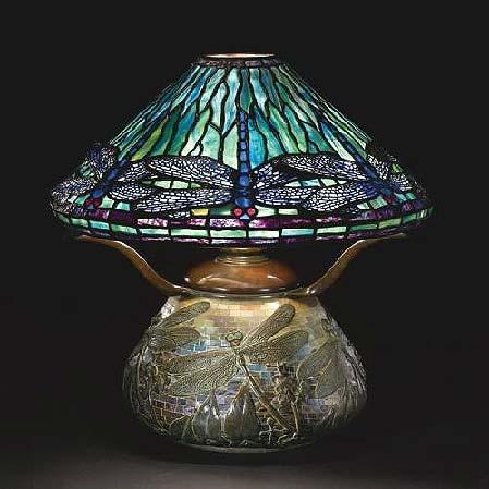 antiques lamps photo - 7
