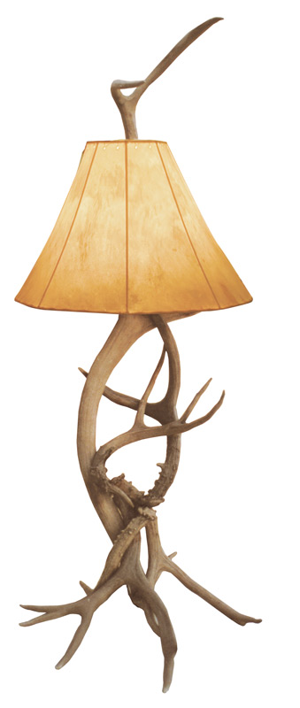 antler lamps photo - 1