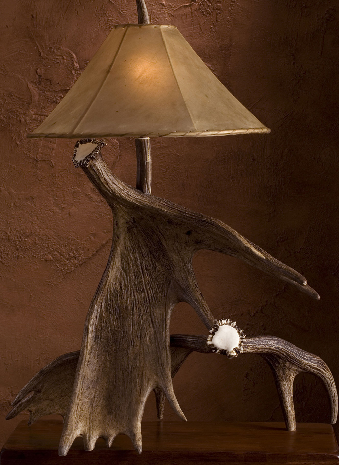 antler lamps photo - 5
