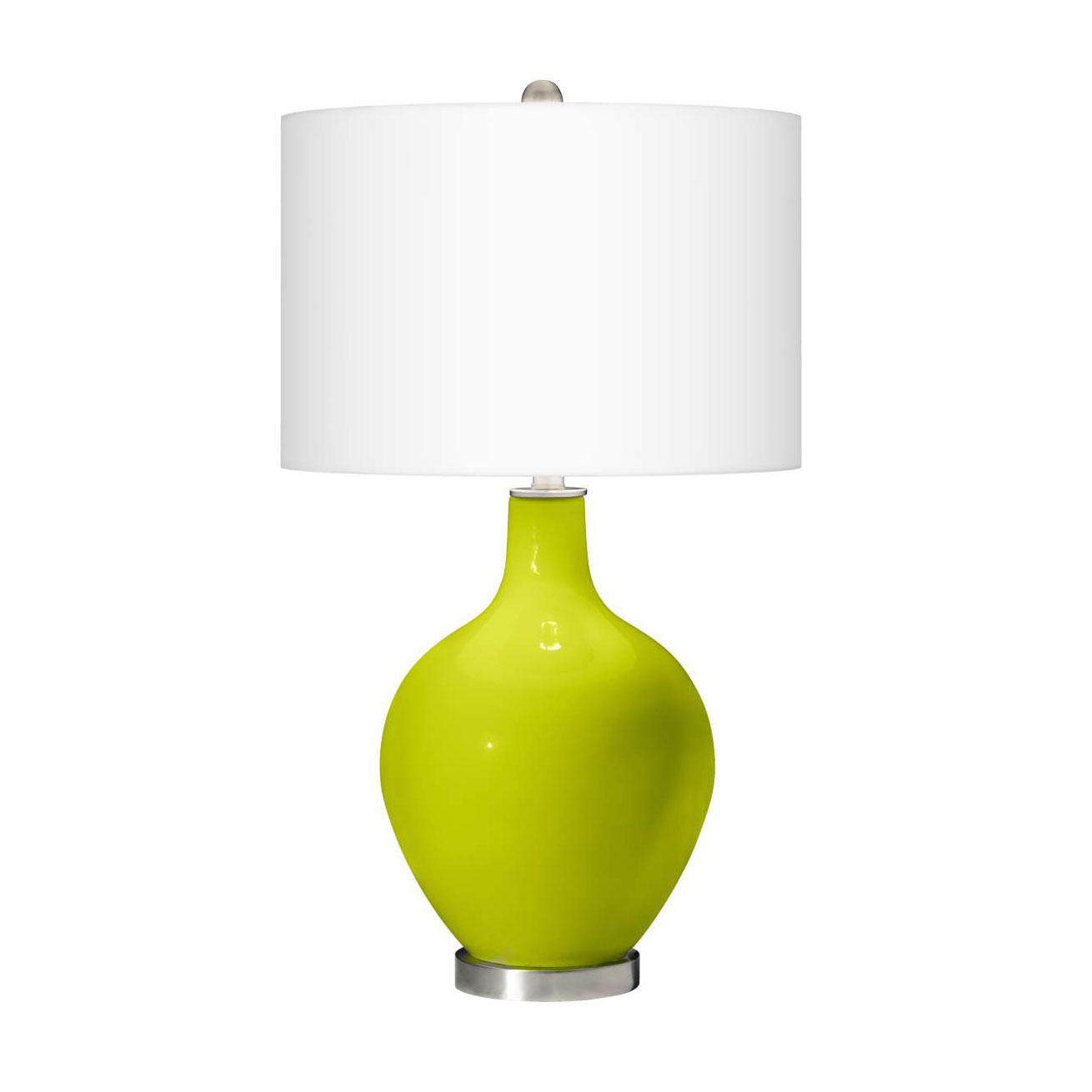 Lime Table Lamp: Br Lamps As The Green Table In Beauty Of Art,Lighting
