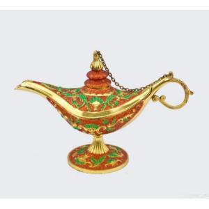 arabian oil lamp photo - 6