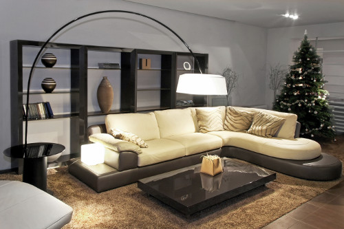 arc floor lamps photo 4