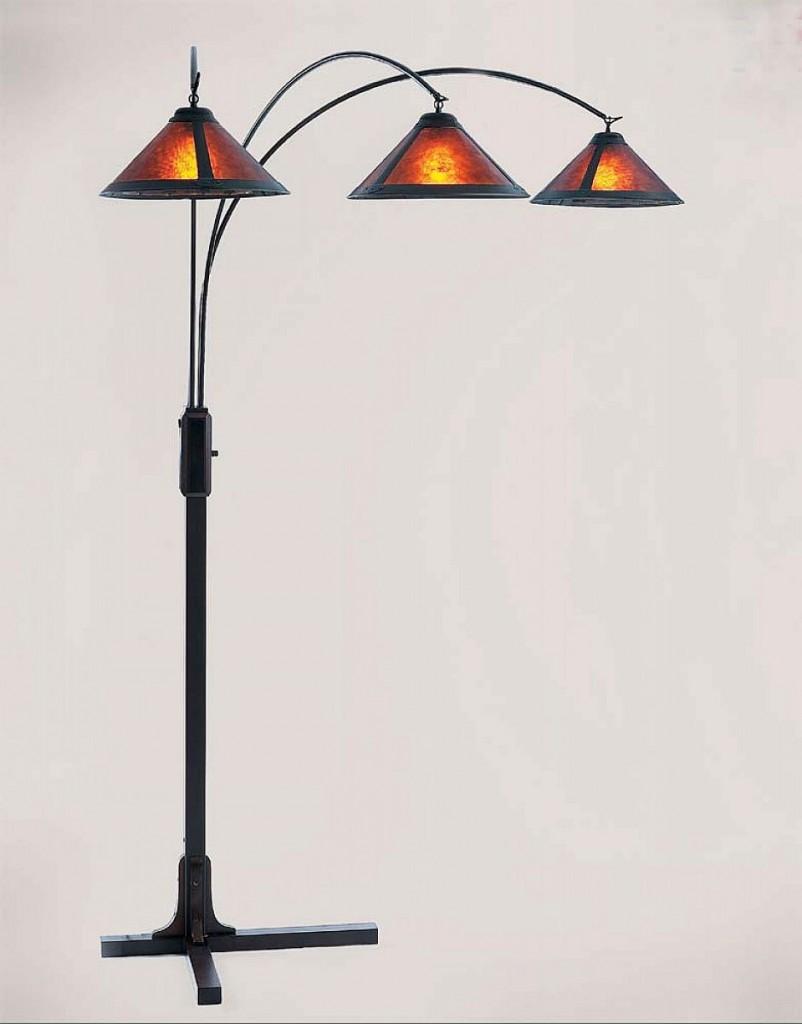 arc table lamp photo - 6