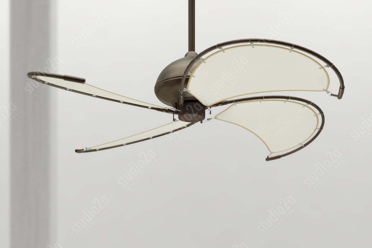 architectural ceiling fans photo - 6