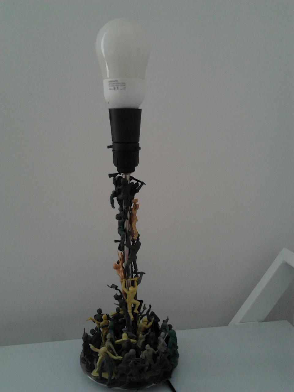 army lamp photo - 7