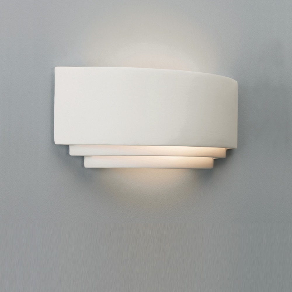 art deco bathroom wall lights photo - 2