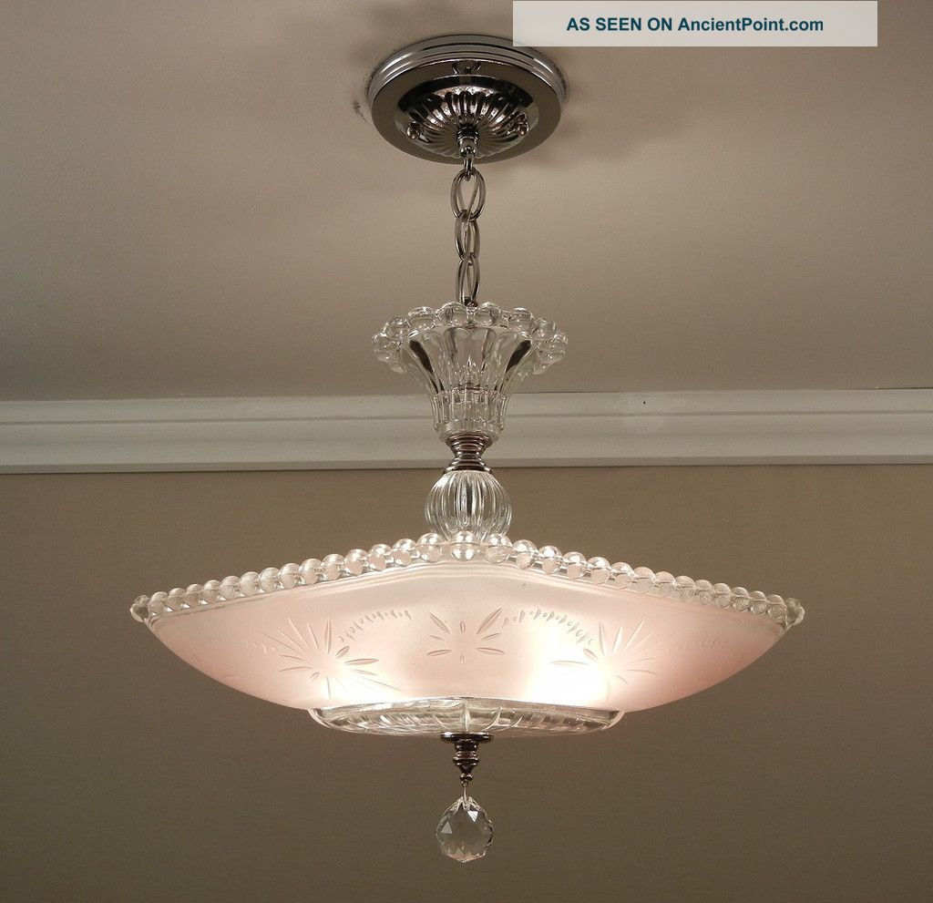art deco ceiling lights photo - 4