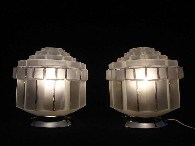 art deco ceiling lights photo - 8