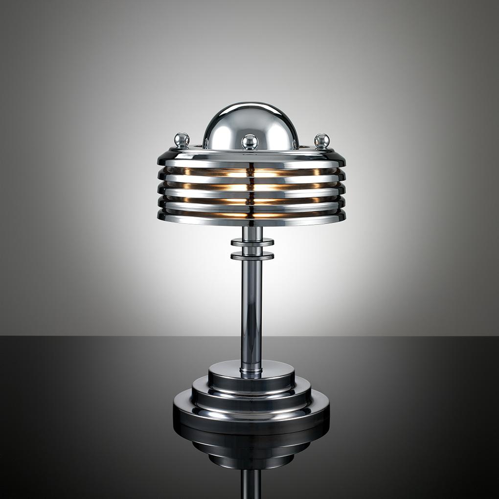 art deco desk lamp photo - 2
