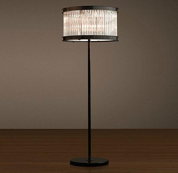 art deco lamps photo - 2