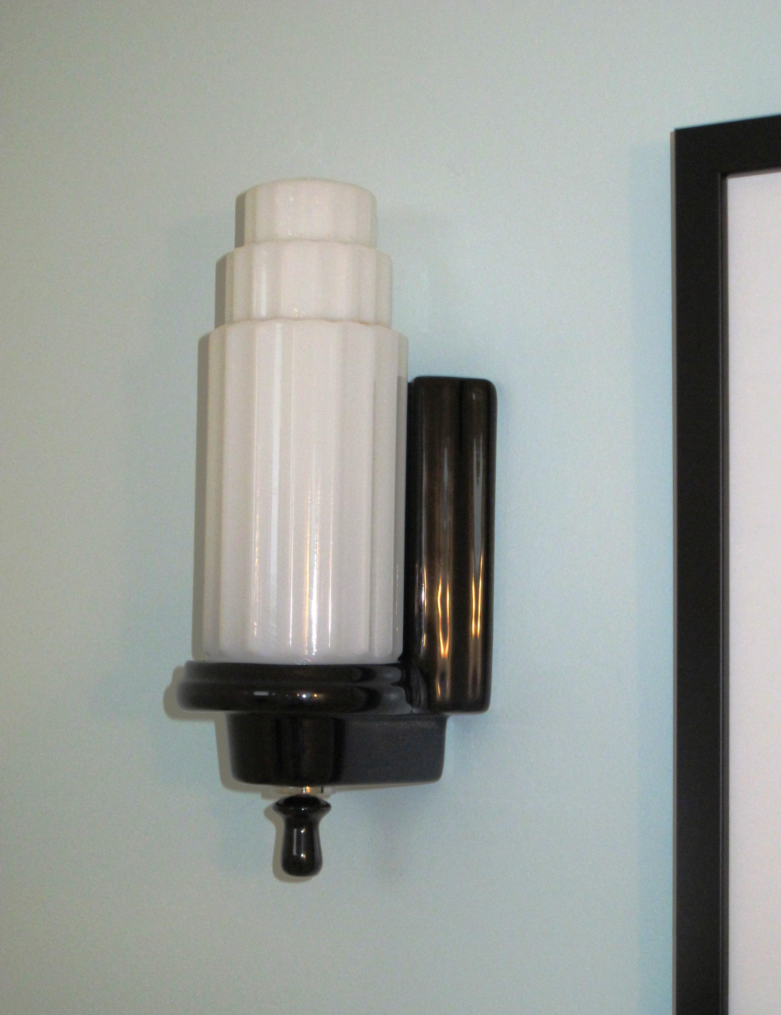 art deco lamps photo - 6