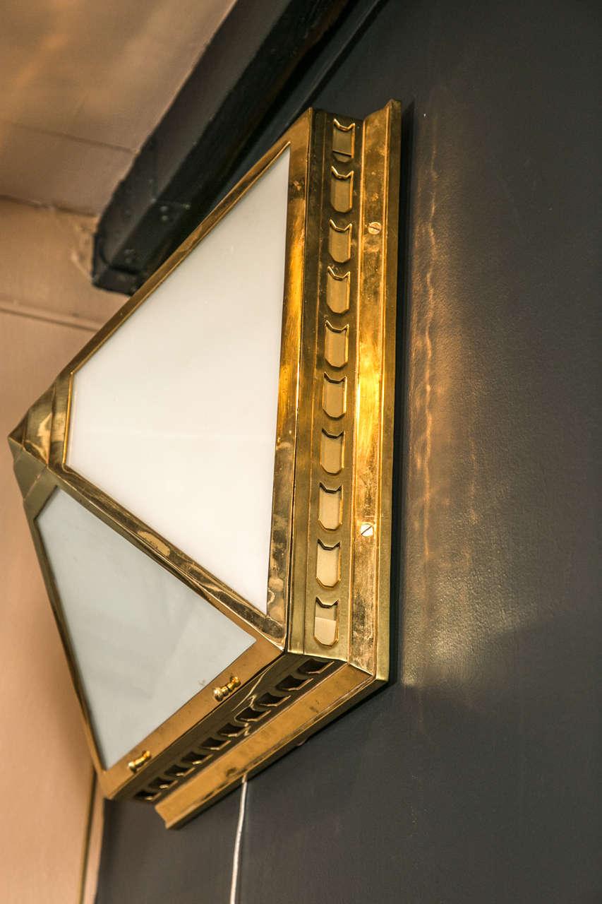art deco style ceiling lights photo - 10