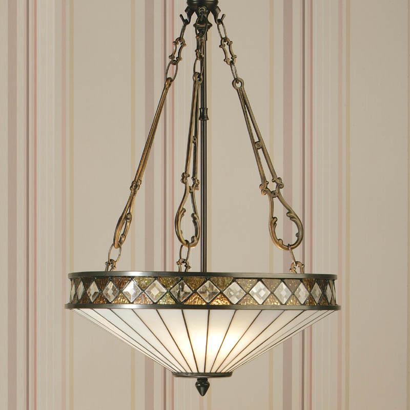 art deco style ceiling lights photo - 5