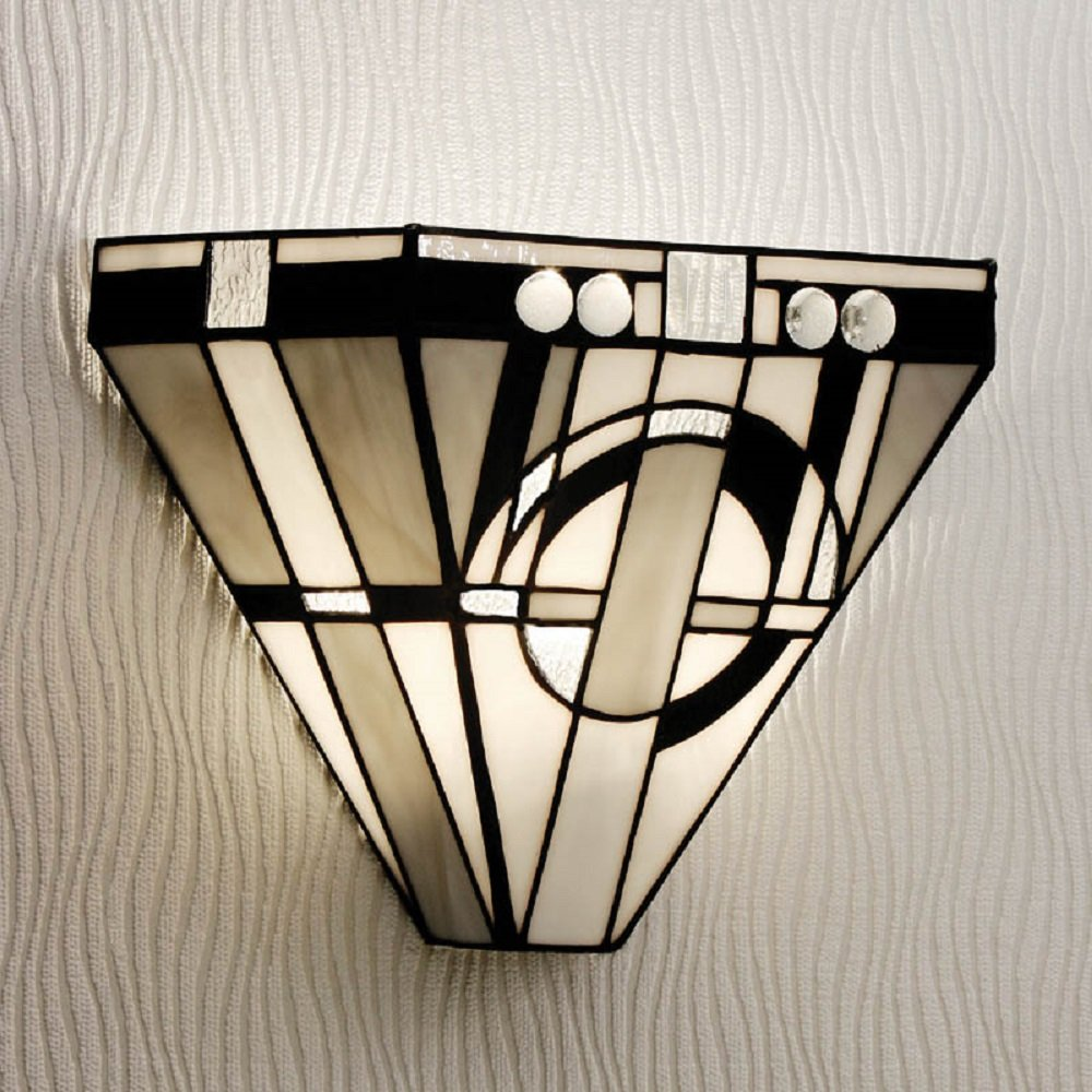 art deco style wall lights is one the best product to. Black Bedroom Furniture Sets. Home Design Ideas