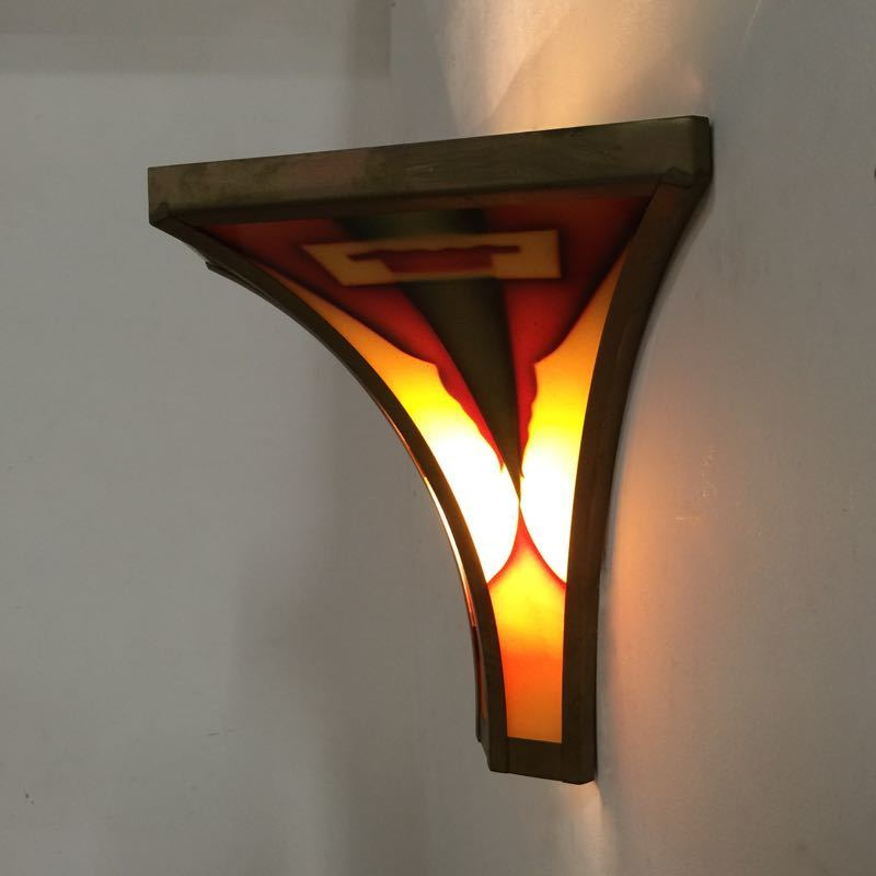 Deco Style Wall Lights : Art deco style wall lights is one the best product to decorate the home Warisan Lighting
