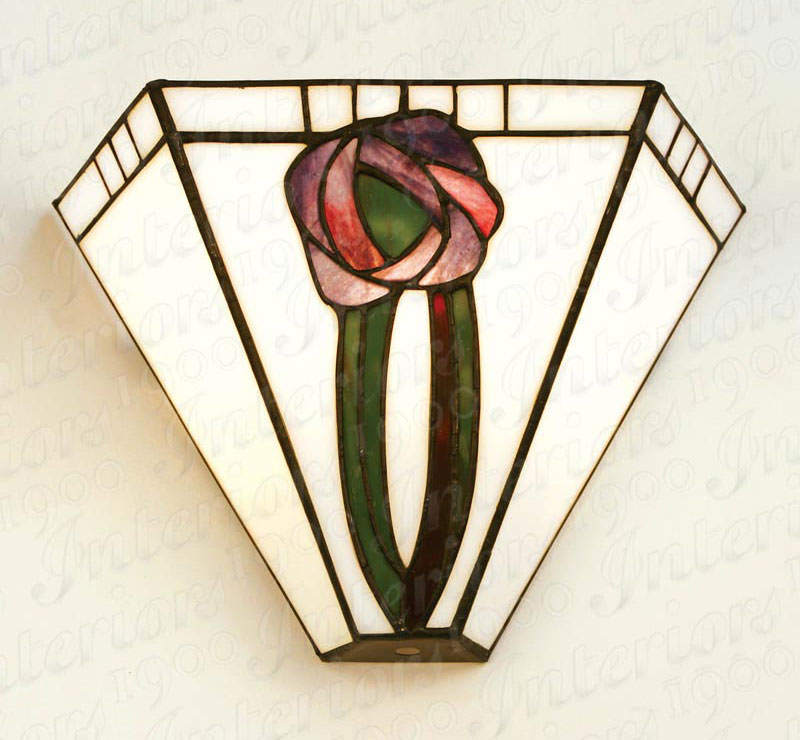 art deco style wall lights photo - 8