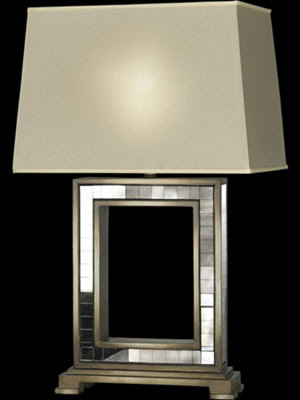 art deco table lamps photo - 8