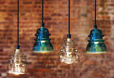art glass ceiling lights photo - 5