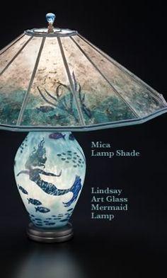 art glass ceiling lights photo - 9