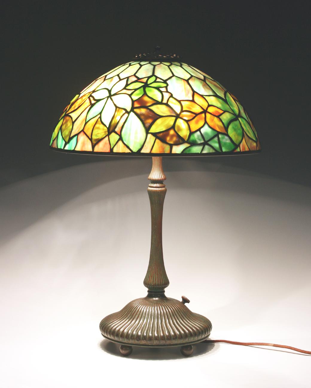 art nouveau lamps photo - 1