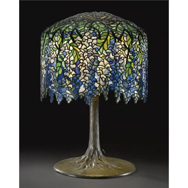 art nouveau lamps photo - 5