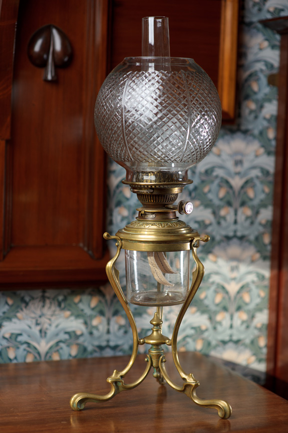 art nouveau lamps photo - 9
