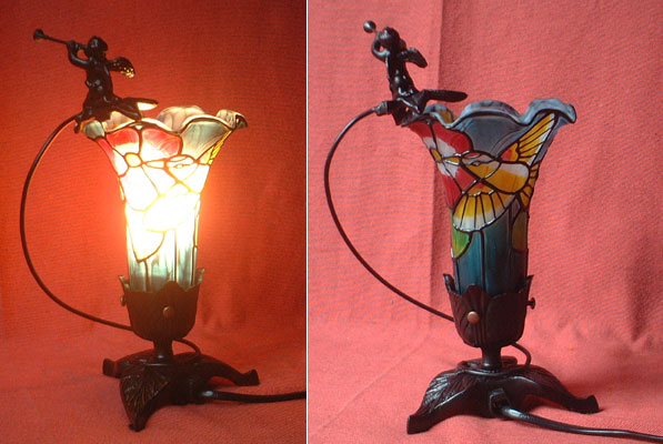 art nouveau table lamps photo - 1