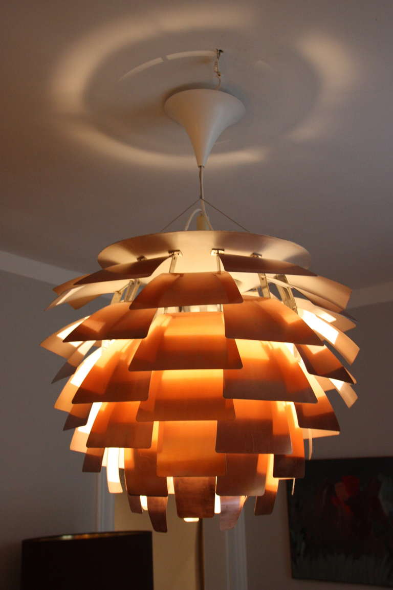 artichoke lamp photo - 3