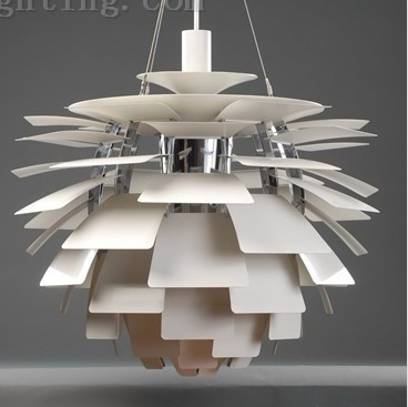 artichoke lamp photo - 4