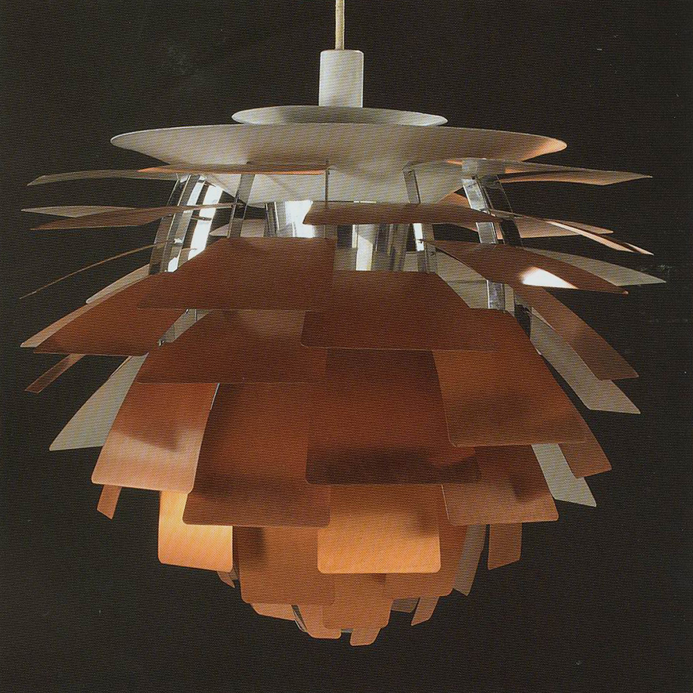 artichoke lamp photo - 6