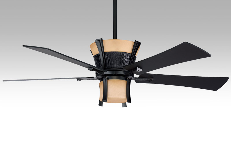 Cool Looking Ceiling Fans Part - 16: Asian Ceiling Fans - 10 Ways To Make Your Home Looking Cool | Warisan  Lighting