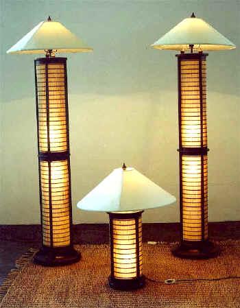 Asian Floor Lamps: asian floor lamps photo - 1,Lighting