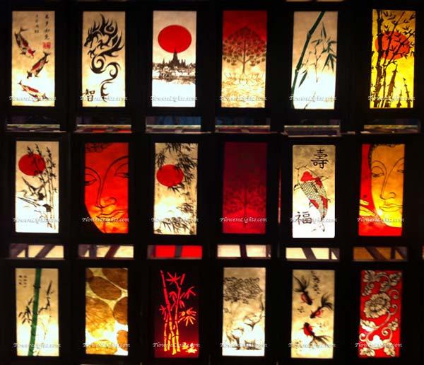 asian lamps photo - 5