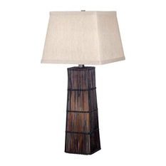 asian table lamps photo - 5