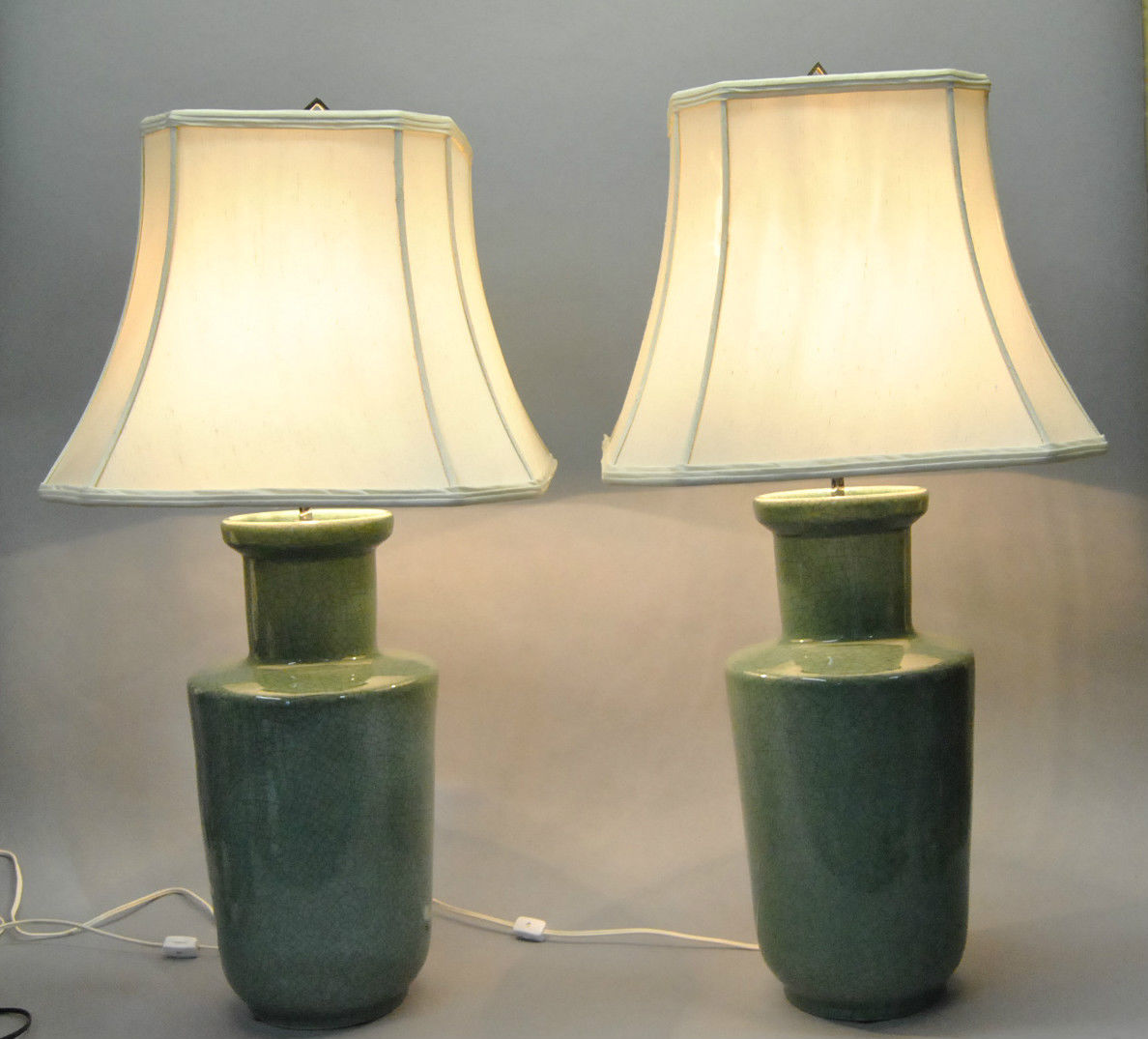 asian table lamps photo - 8