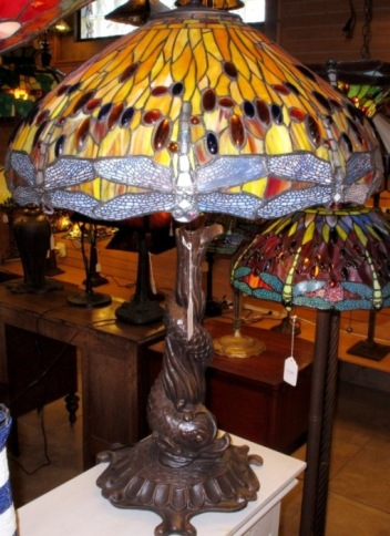 authentic tiffany lamps photo - 10