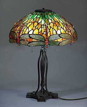 authentic tiffany lamps photo - 2