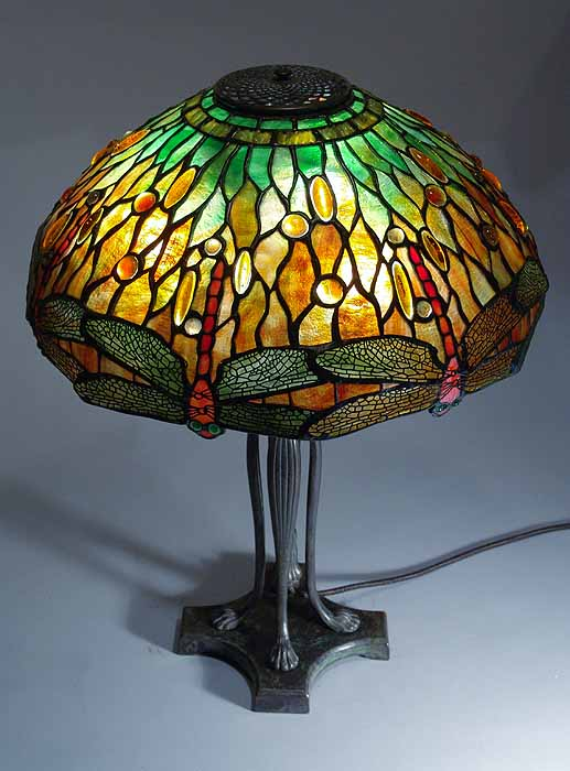 10 Facts About Authentic Tiffany Lamps Warisan Lighting