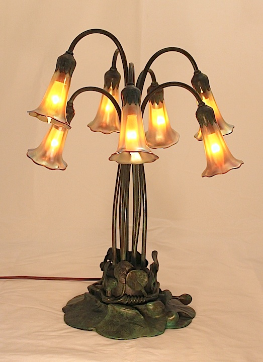 authentic tiffany lamps photo - 9