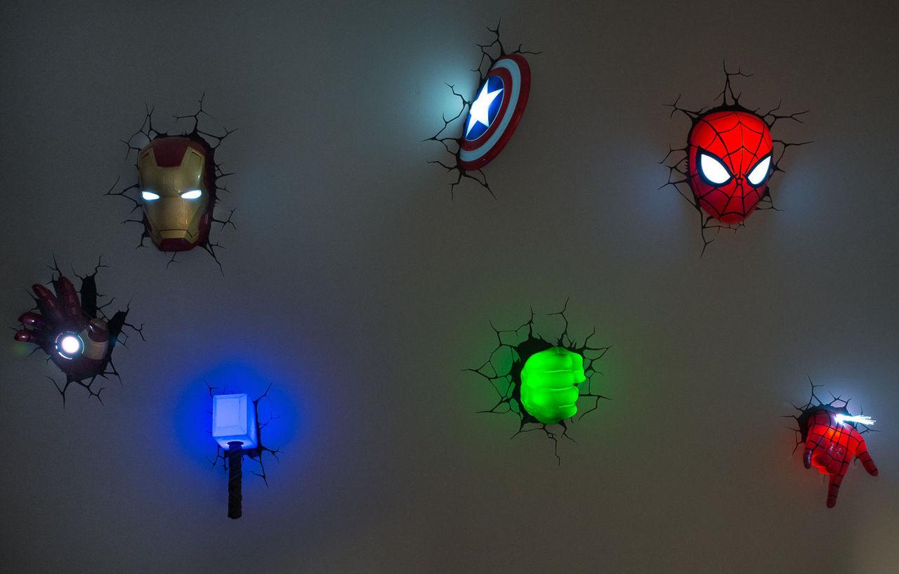 avengers lamps photo - 9