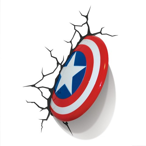 avengers wall lights photo - 3